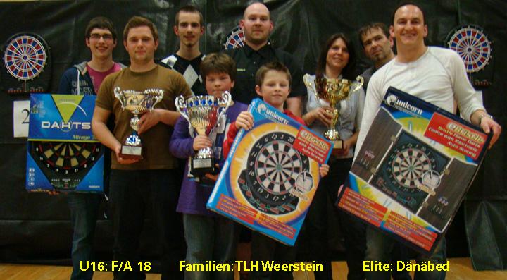 Gewinner Dartplausch 2012